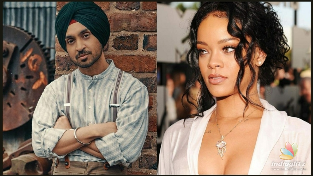 Diljit sends a fiery response to Kangana Ranaut for trolling his new song
