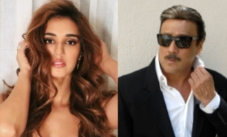 Here's how Disha used to address Jackie Shroff on sets