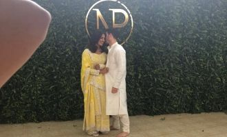 Pictures From Priyanka Chopra And Nick Jonas Roka Ceremony