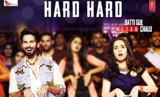 "Shraddha Kapoor And Shahid Kapoor's ""Hard Hard"" From 'Batti Gul Meter Chalu' Is Purely Electrifying!"