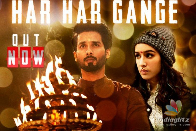 "Shahid Kapoor's ""Har Har Gange"" Song From 'Batti Gul Meter Chalu' Is Purely Soul-Stirring!"