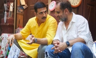 Akshay Kumar starts filming for this project