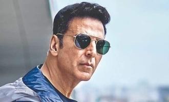 Akshay Kumar's 'Bell Bottom' screened at world's highest movie theatre