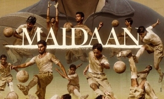 Ajay Devgan's 'Maidaan' will be super grand for this reason