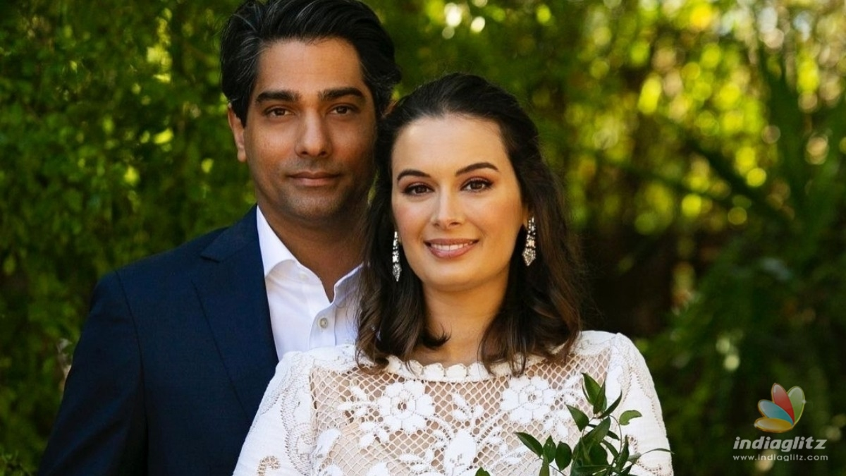Another Bollywood actress ties the knot