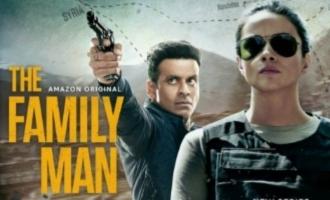 Manoj Bajpayee on 'The Family Man' season 2 release
