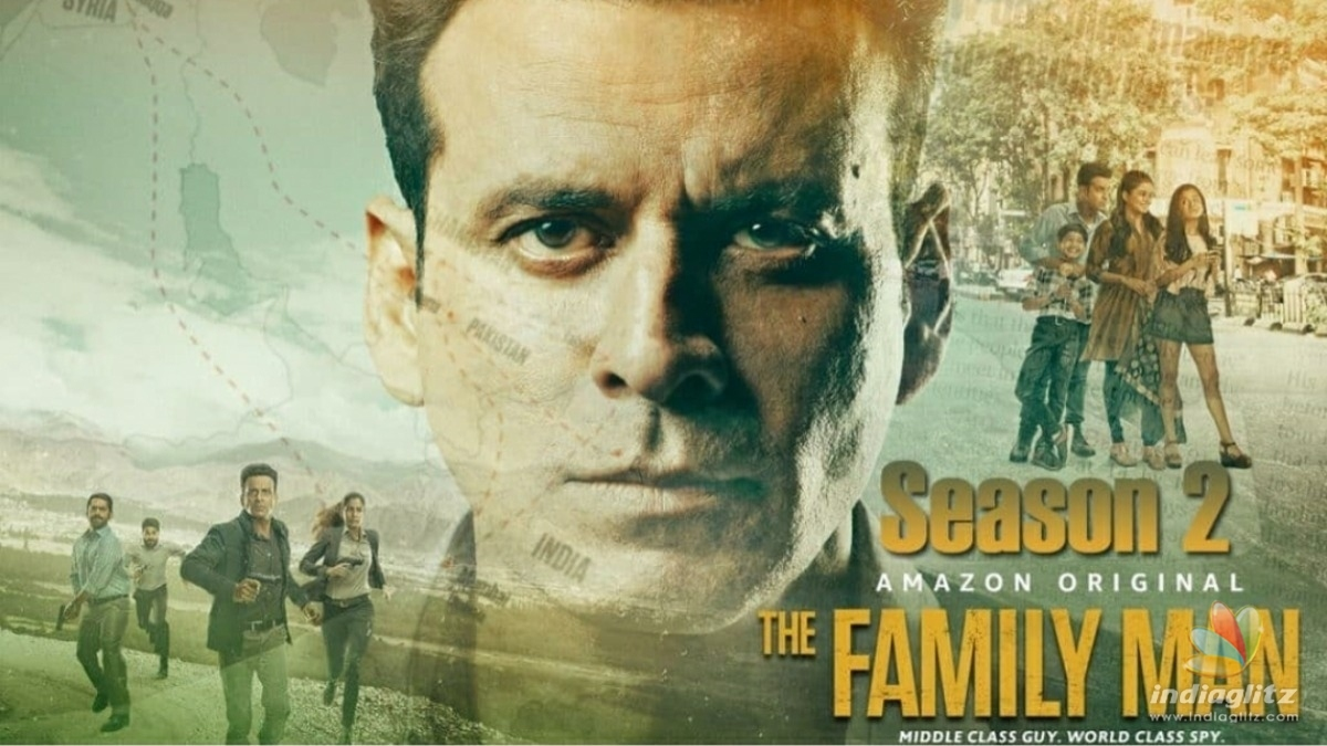 The Family Man season 2 will release on this day