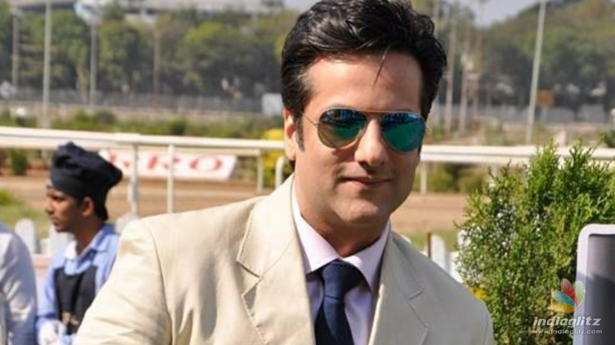 Fardeen Khan might make a comeback with this project