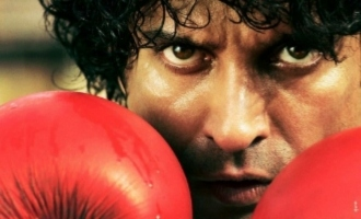 Check out Farhan Akhtar's intense training session