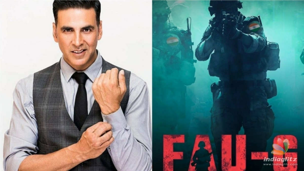 Akshay Kumar shares the teaser and download link of FAU-G. Check the post here.