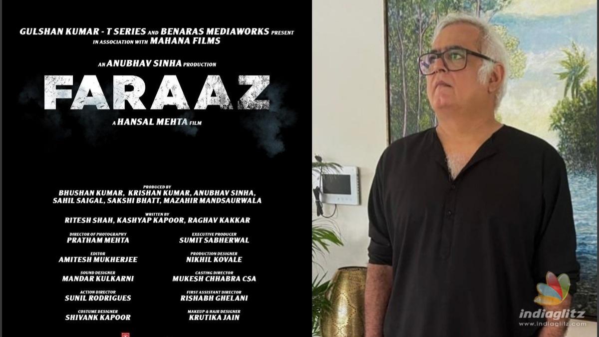 Hansal Mehtas next Faraaz is based on this horrific real life event