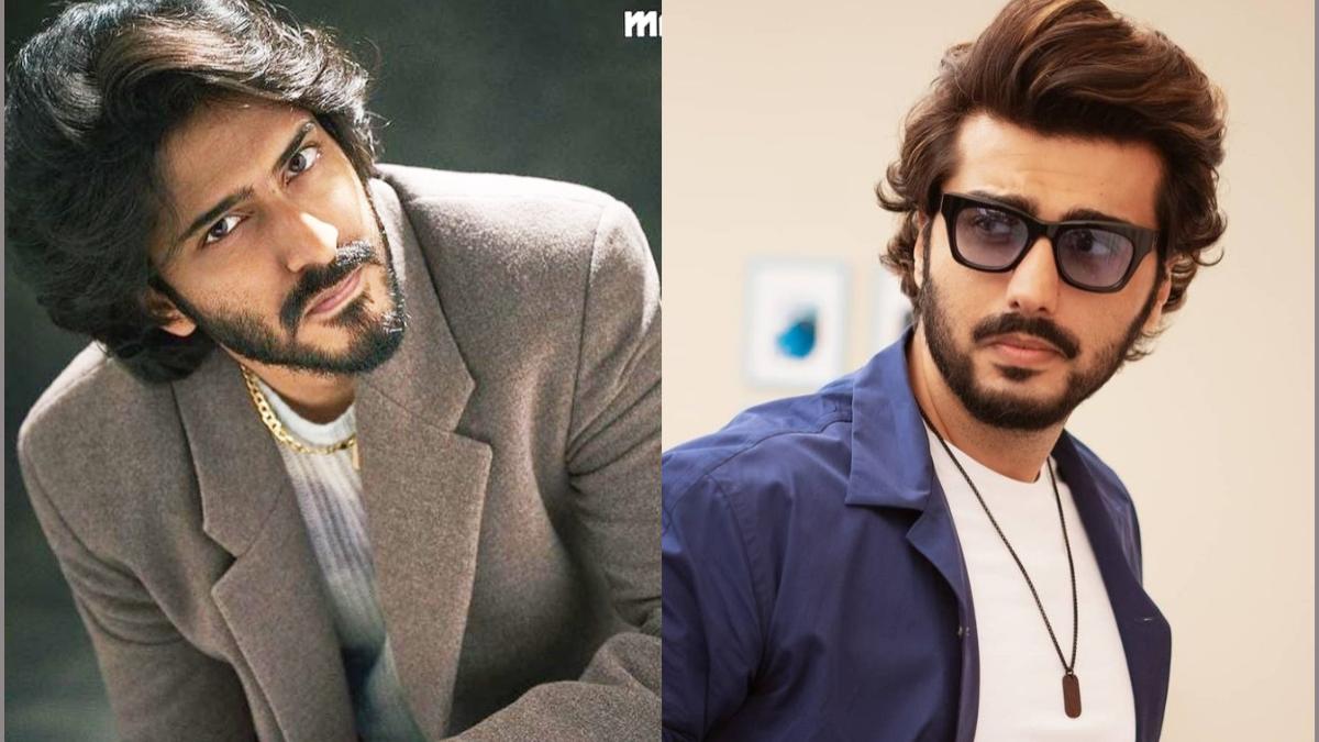Harshvardhan Kapoor reveals how Arjun Kapoor inspires him