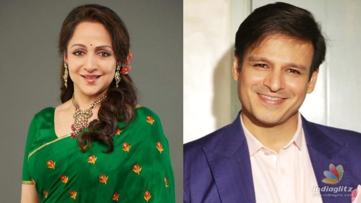 Hema Malini praises Vivek Oberoi for this reason