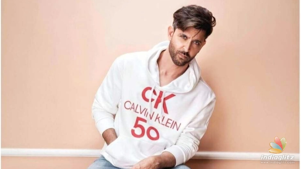 Hrithik Roshan teams up with an NGO for a noble deed