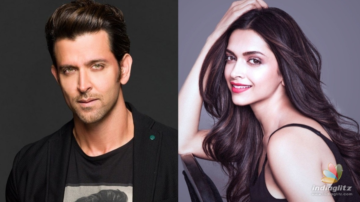 Hrithik Roshan might play a combat pilot in this film