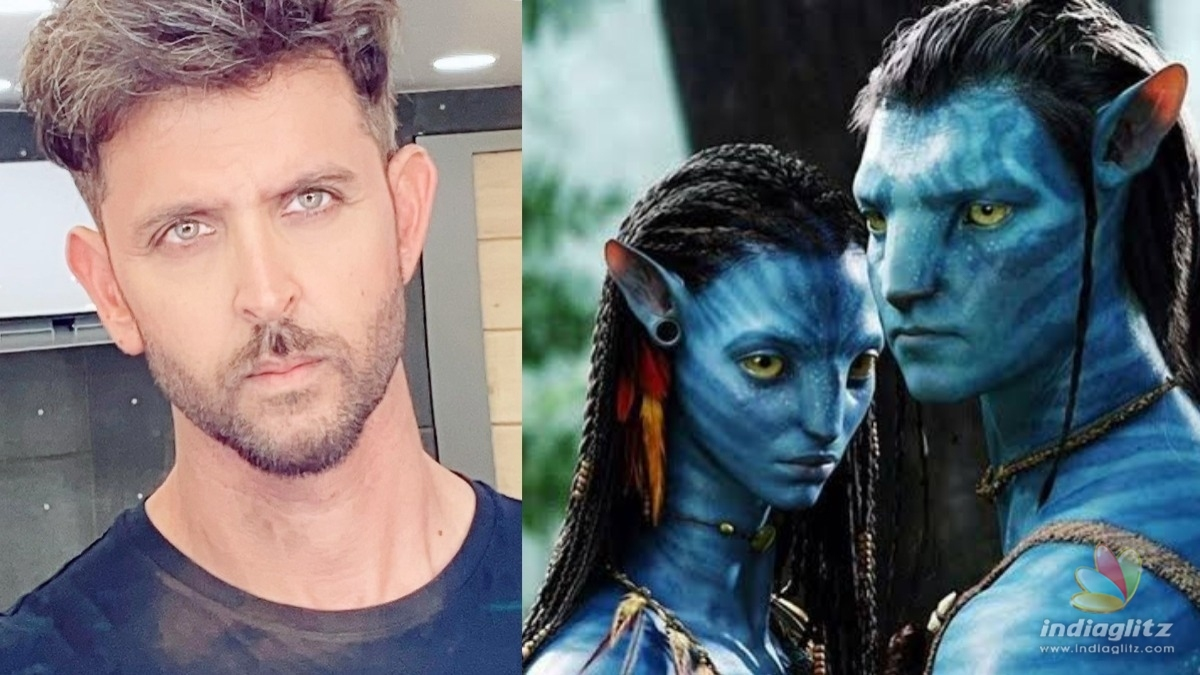 Hrithik to work with Avatar team for this project