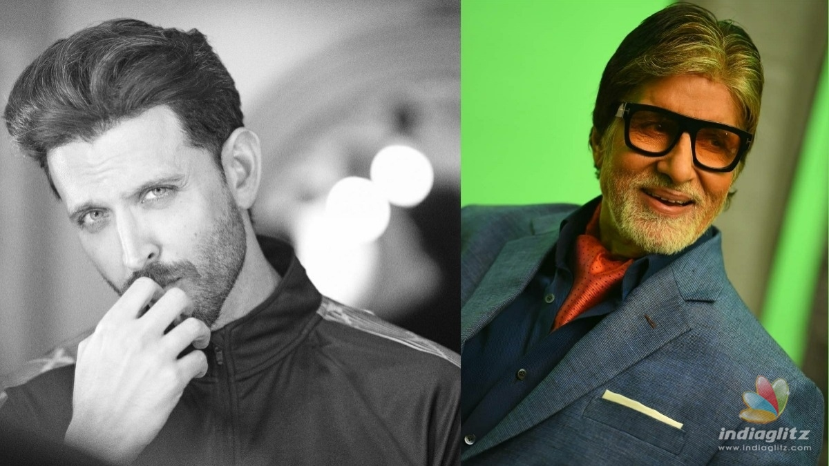 Hrithik Roshan was considered for Amitabh Bachchans role in this remake