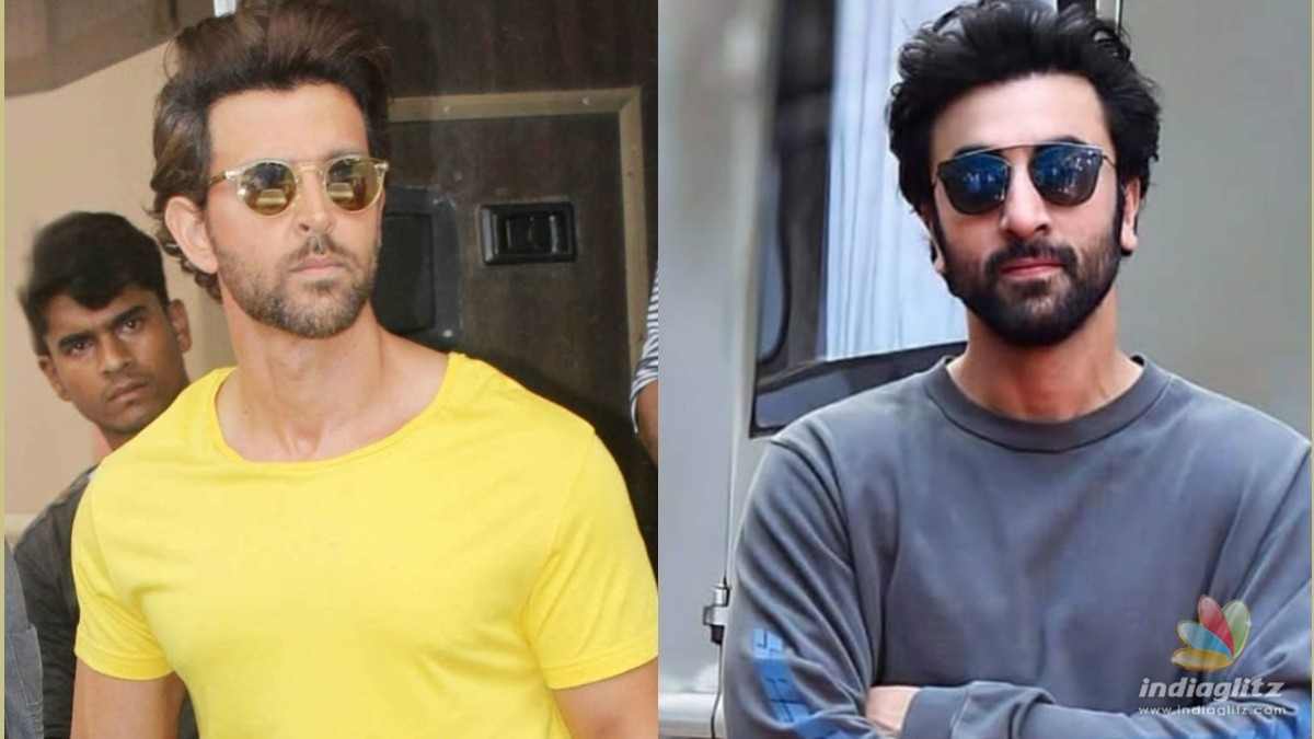 Hrithik Roshan and Ranbir Kapoor to go against each other