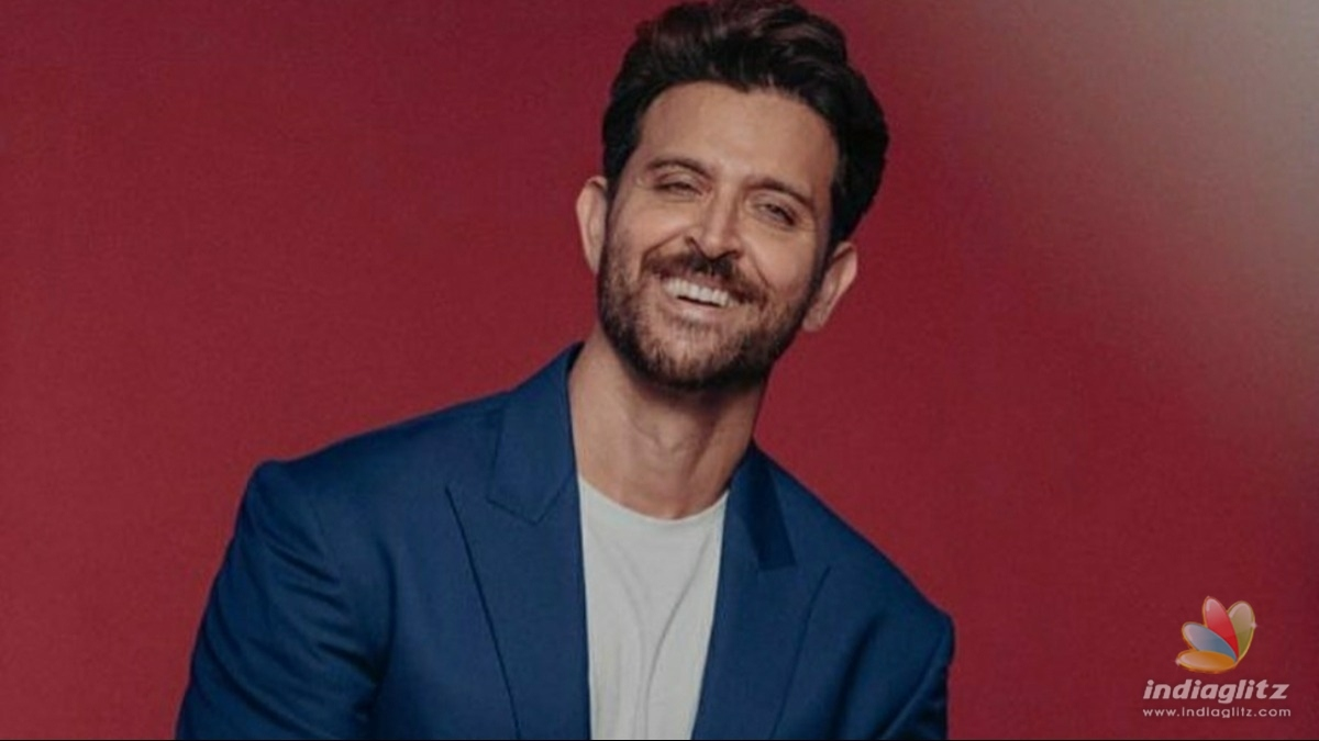 Heres an update on Hrithiks part in Vikram Vedha remake