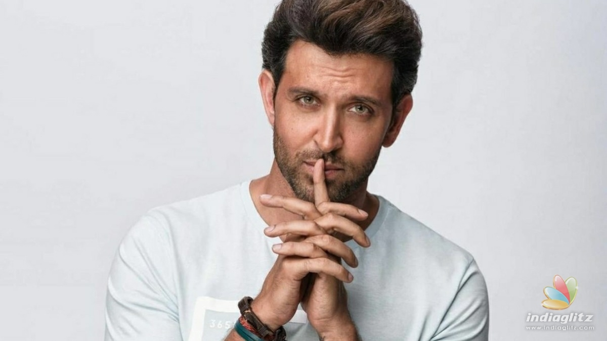 Heres how Hrithik is preparing for his next film
