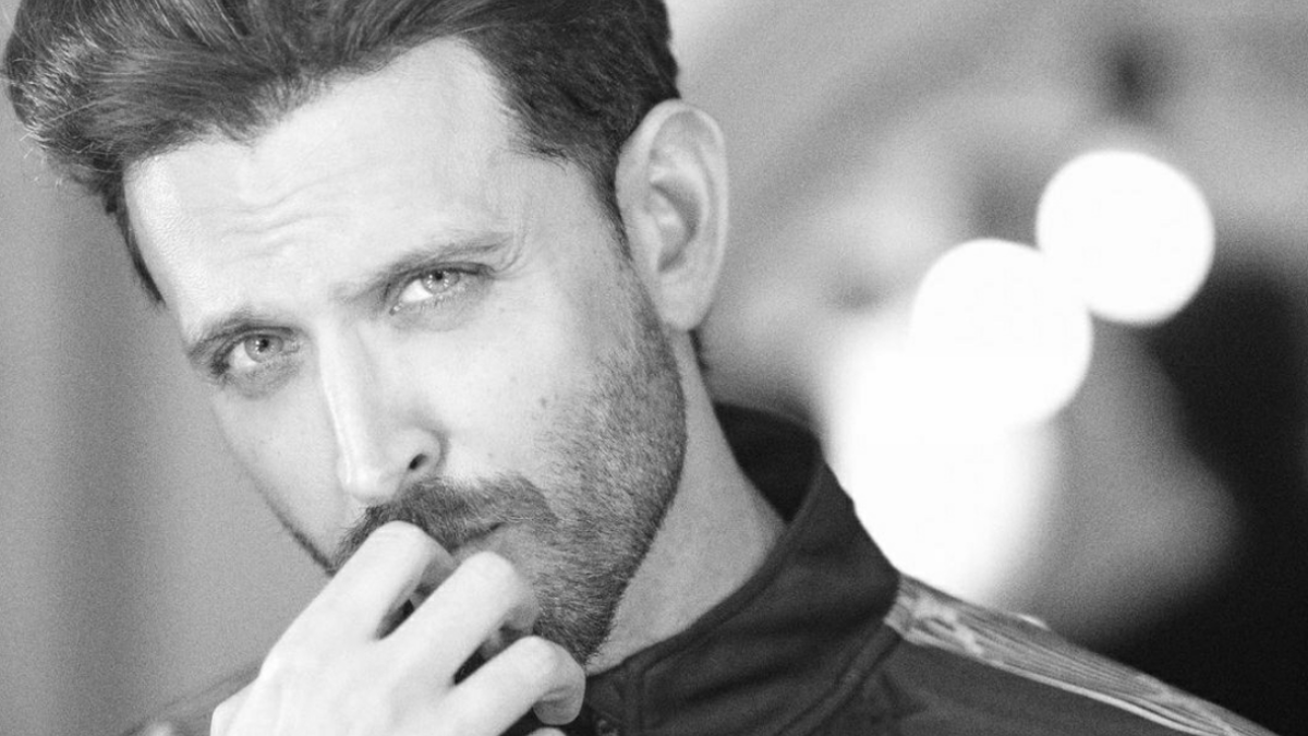 Check out Hrithik Roshans stunning bearded mobster look.