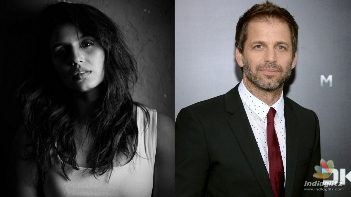 Zack Snyder and Huma Qureshi join forces for a noble cause