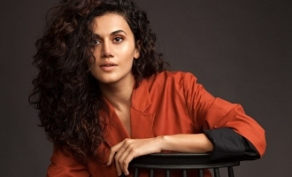 Taapsee Pannu begins prepping for this exciting sports biopic