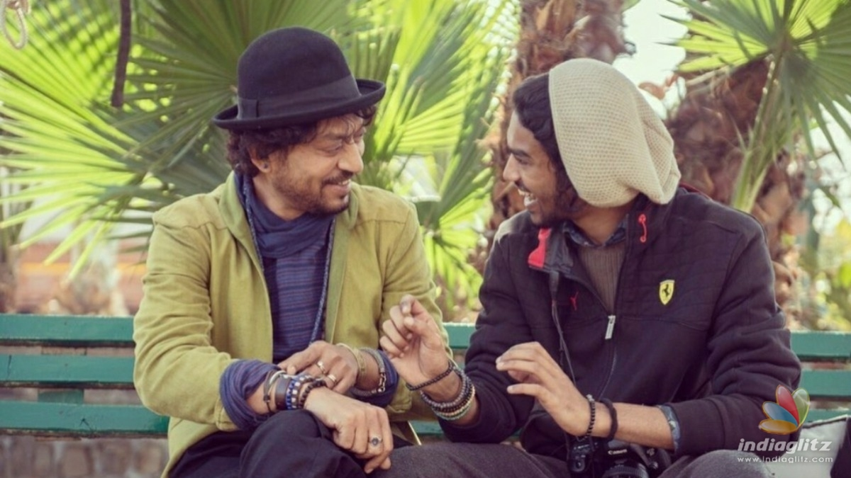 Check out Babils heartwarming note to father Irrfan Khan