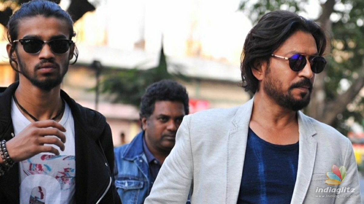 This is what Irrfan Khans son Babil hopes to achieve