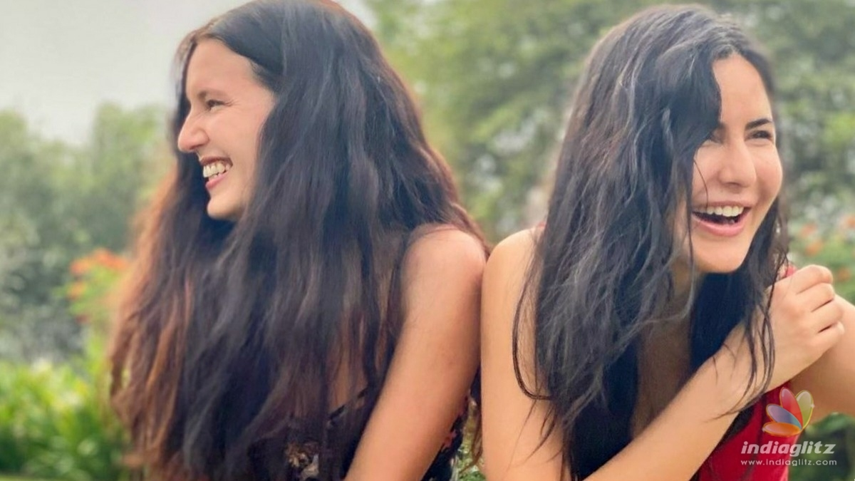 Isabelle Kaif talks about her sister Katrina