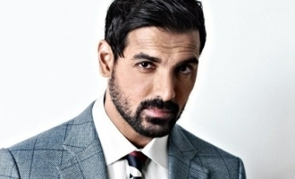 John Abraham opens up about his vision