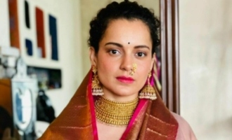 Here's how Kangana Ranaut reacted after Instagram took down her post