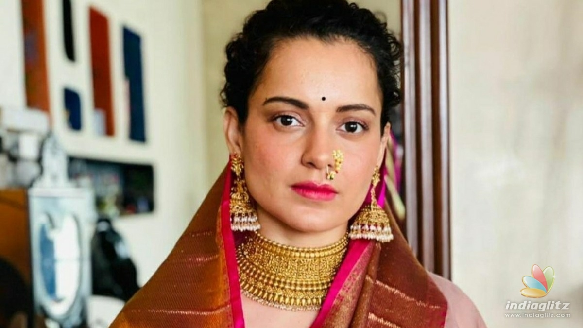 Heres how Kangana Ranaut reacted after Instagram took down her post