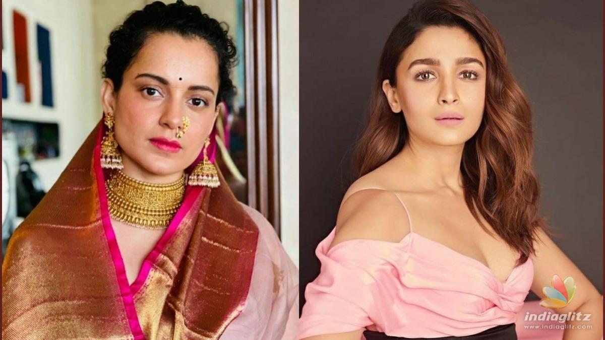 Kangana Ranaut calls Alia Bhatt chota bachha