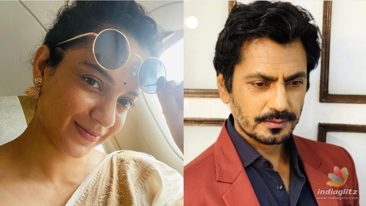 Nawazuddin Siddiqui to collaborate with Kangana Ranaut on this project