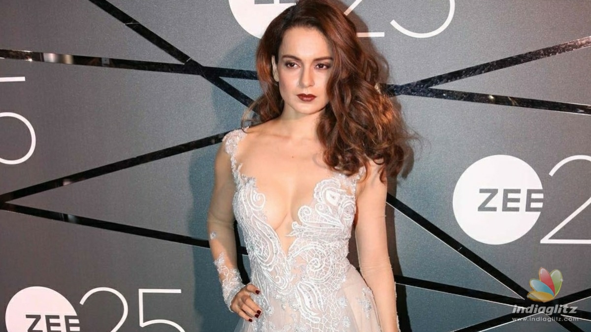 Kangana Ranaut responds to Hansal Mehtas negetive remarks about her film Simran