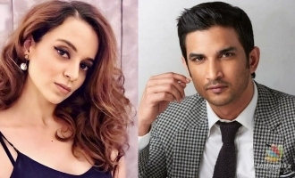Kangana Ranaut gets slammed by Sushant fan