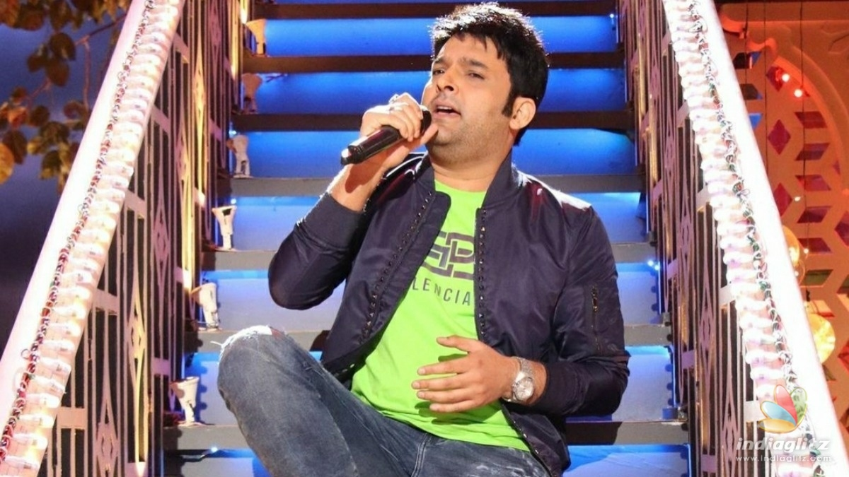 Kapil Sharma talks about his hardships and struggles