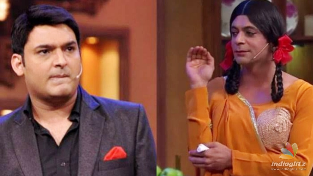 Sunil Grover might reunite with Kapil Sharma after their feud