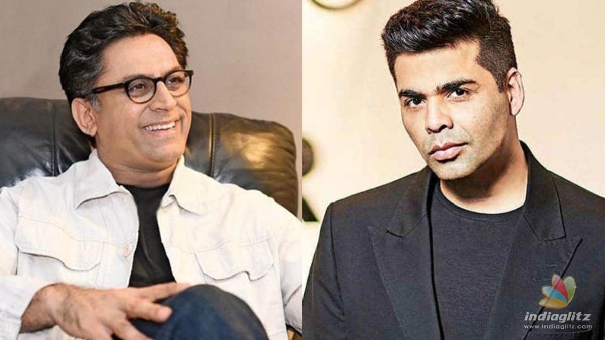 Ram Madhvani is planning same project as Karan Johar