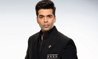 Karan Johar Proud And Honoured For This!
