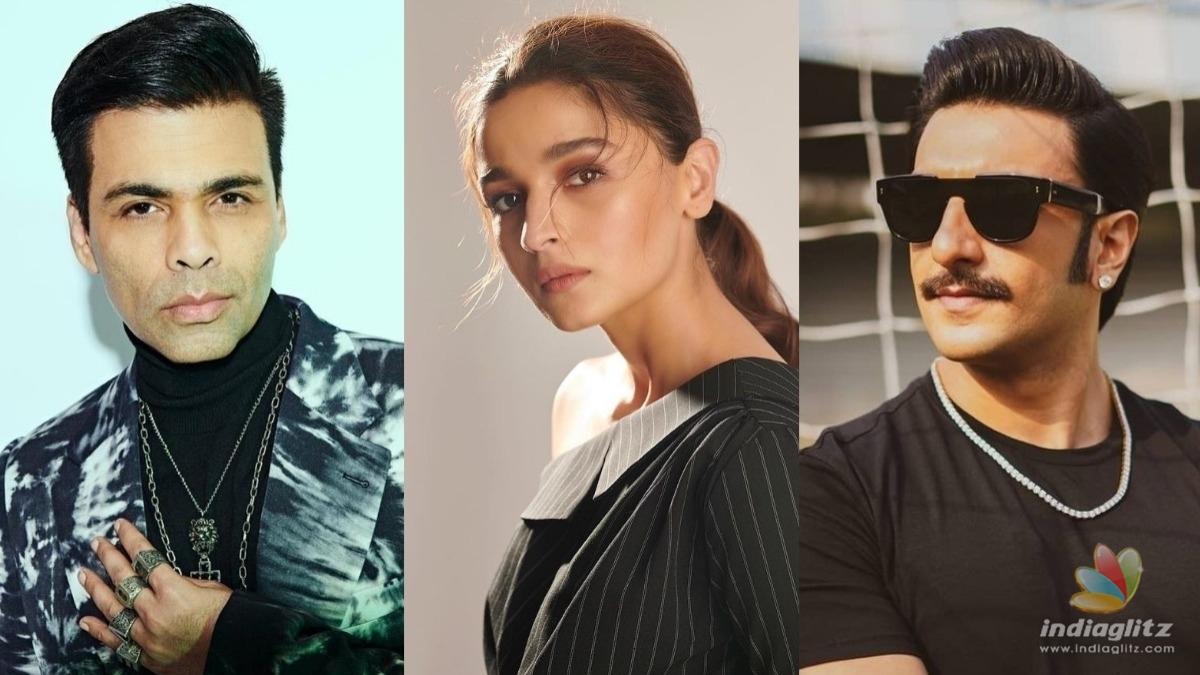 Karan Johar ropes in two big stars for his next film