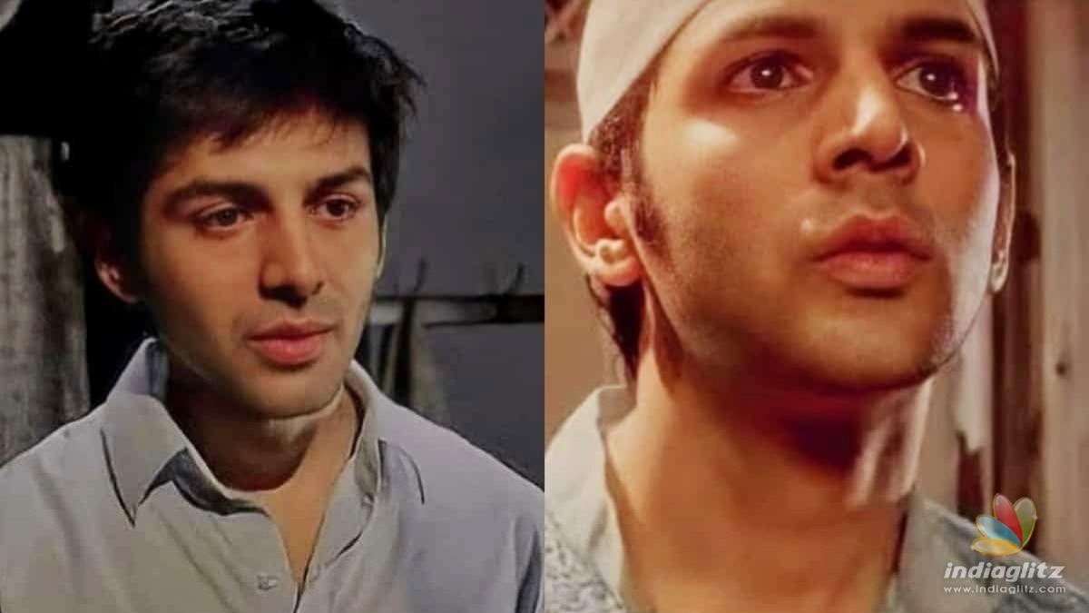 Kartik Aaryan shares glimpse from his next film
