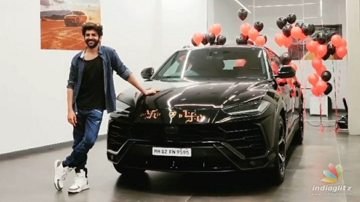 Kartik Aaryan treated himself with this gift worth 3 crores