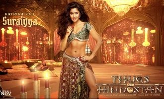 Katrina Kaif's Look In 'Thugs of Hindostan' Is A Special Diwali Visual Treat For Sure!
