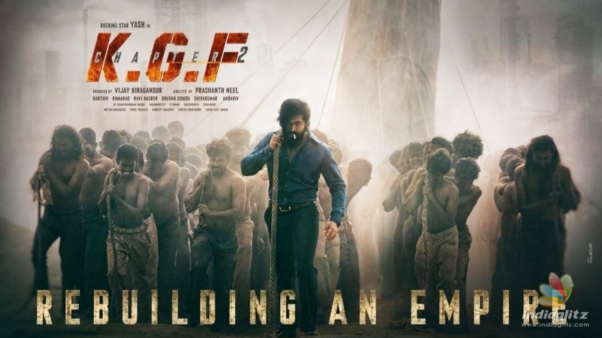 A disappointing news for KGF fans