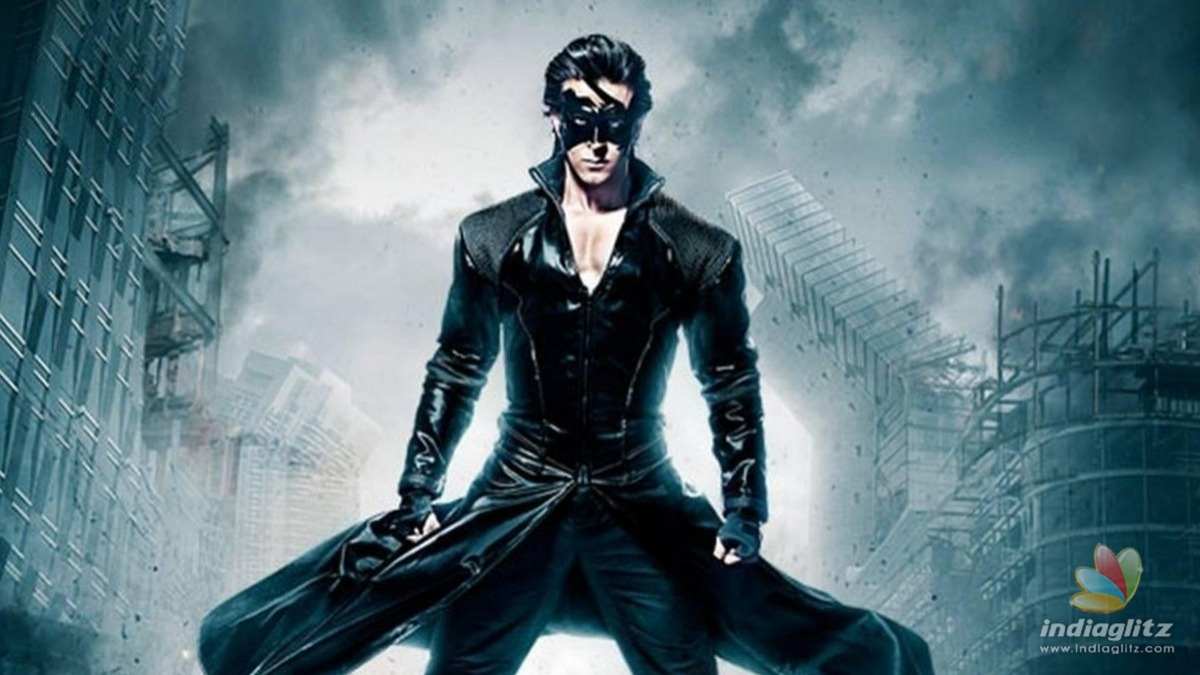 Hrithik Roshans next flick might have time travel elements