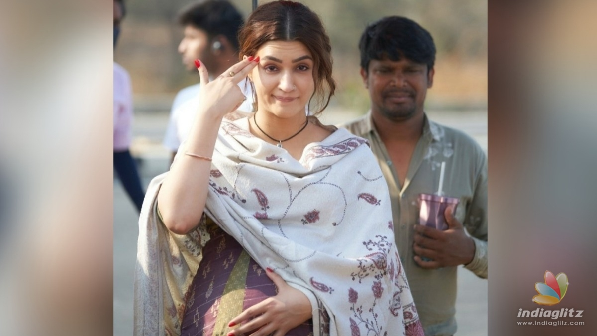 Kriti Sanon reveals how lucky she was while filming Mimi