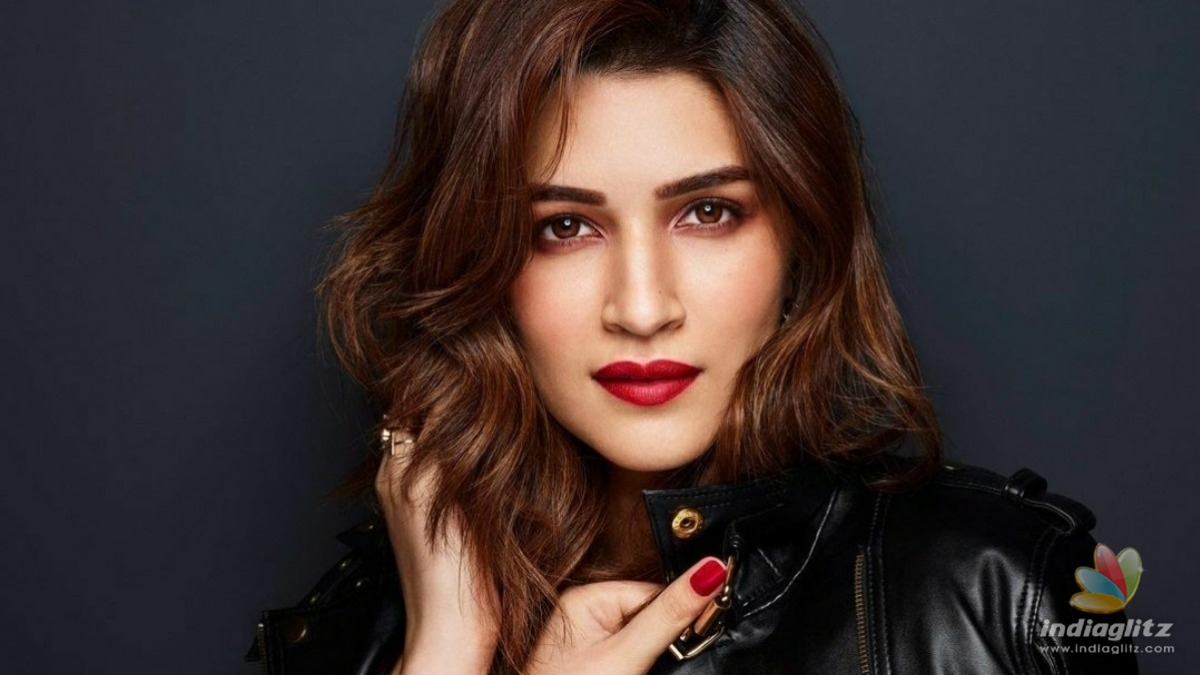 Kriti Sanon talks about her upcoming film