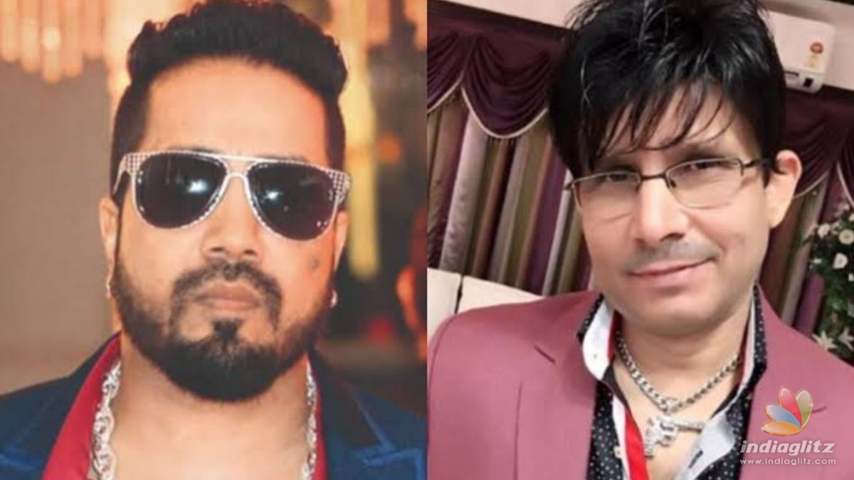 KRK now has a problem with YouTube